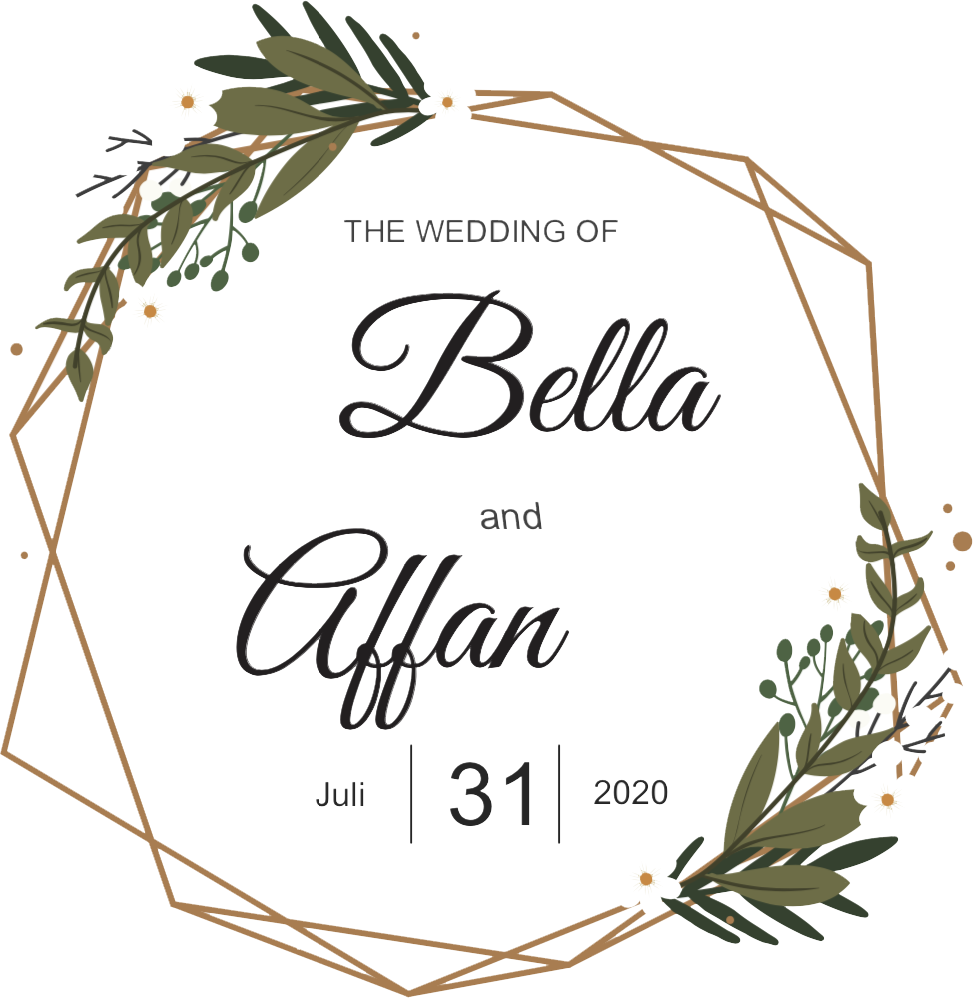 Affan & Bella Wedding